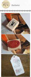 Decorative Stamps Rubber Stamp_Barbados Postmark