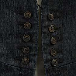 James Jeans Womens Denim Vest