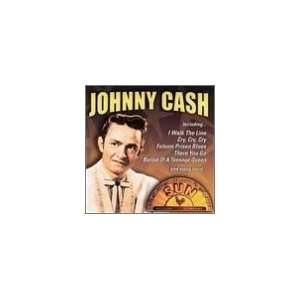 Sun Records 50th Anniversary Edition Johnny Cash Music