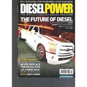 Diesel Power Magazine (February 2012) Various Books