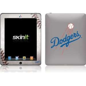 Los Angeles Dodgers Game Ball skin for Apple iPad