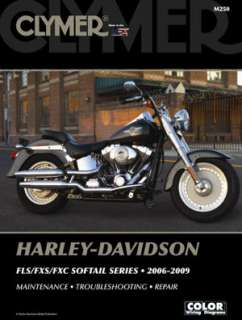 Harley Davidson Softail Service Manual 2006   2009