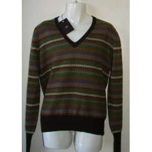Zegna Angora Wool Sweater Size Large