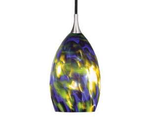 Floral Fusion NICKEL LIGHT MINI PENDANT kitchen LIGHTING milano