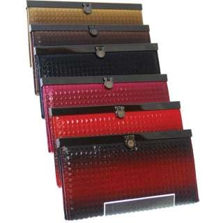 100% Leather Credit Card Holders Multicolor #901005 803698925552