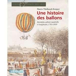 Une histoire des ballons (French Edition) (9782757700662