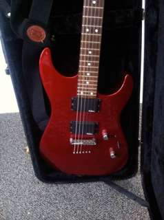 Jackson JS30DKT Dinky Electric Guitar w/ hard case