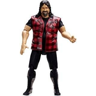 TNA Wrestling Deluxe Impact Series 2 Action Figure Mick Foley
