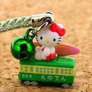 Sanrio Gotouchi Hello Kitty Japan Area Limited Enoden from