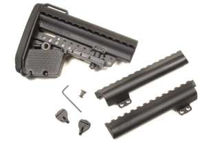 VLTOR Basic EMOD MilSpec Stock   Black