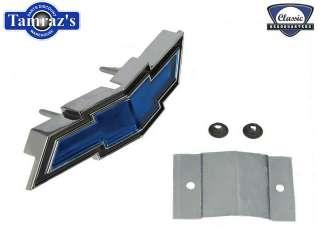 69 Camaro Chevy Blue Bow Tie Grille Emblem w/Retainer