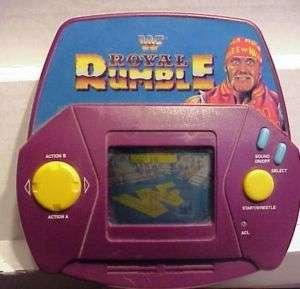 1991 Acclaim WWF Royal Rumble Hand Held Video Game Rare
