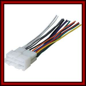 NEW CHEVY CAR TRUCK RADIO CD PLAYER FACTORY WIRING HARNESS STEREO