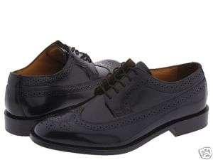 BOSTONIAN Mens Malden Dress Shoe Black Leather 25420
