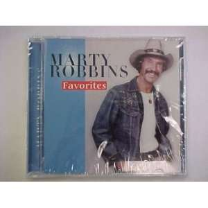 Favorites: Marty Robbins: Music
