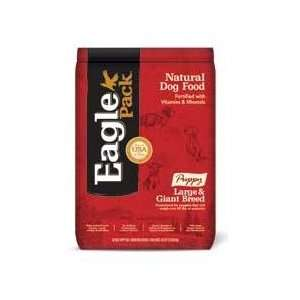 Eagle Pack Natural Dog Food Large & Giant Breed Puppy