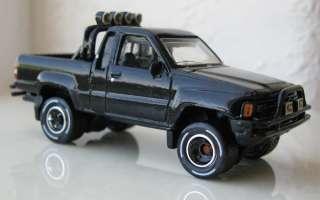 BTTF Back to the Future III Custom Marty McFly 1985 Toyota 4x4 Pickup
