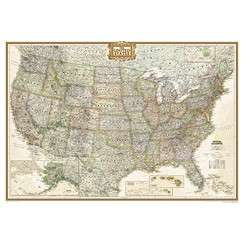 USA/UNITED STATES MAPS   GIANT SIZE WALL POSTERS MURALS