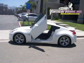 NISSAN 370Z 09 UP LAMBO DOOR KIT VERTICAL DOORS INC