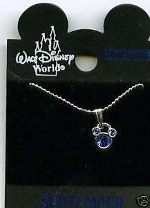 MICKEY MOUSE NECKLACENEW FROM WALT DISNEY WORLD