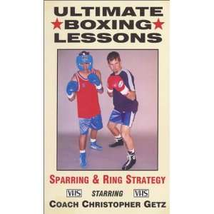 Ultimate Boxing Sparring & Ring Strategy [VHS