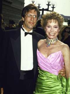 Dr. Robert Levine and Wife, Actress Mary Tyler Moore Premium