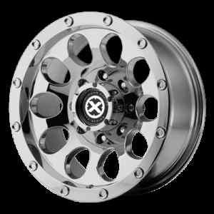 15 inch AX186 SLOT CHROME OFFROAD Dodge GMC Ford Truck RIMS Wheels SET