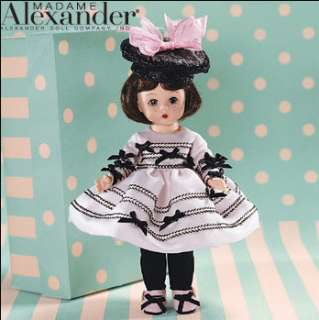 You are bidding on the 8 Madame Alexander Party Dress Wendy. Doll