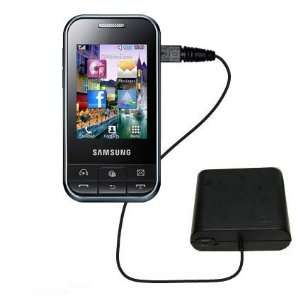 Portable Emergency AA Battery Charge Extender for the Samsung Chat