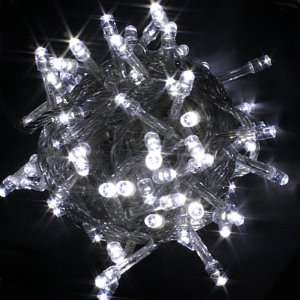 100 LED Fairy Light String Christmas Holiday Lights for