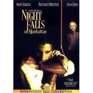 Night Falls on Manhattan/DVD/Widescre: Andy Garcia, Ian