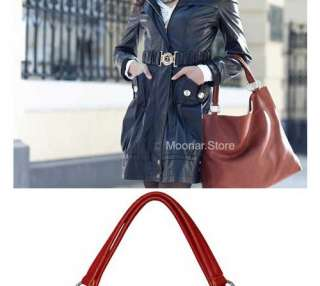 NEW Fashion Women Korea Style PU leather Lady Clutch Handbag Bag HOBO