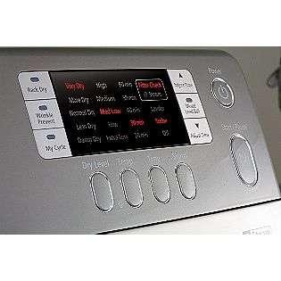 lg titan series front load steam washer gas dryer wm8000hva