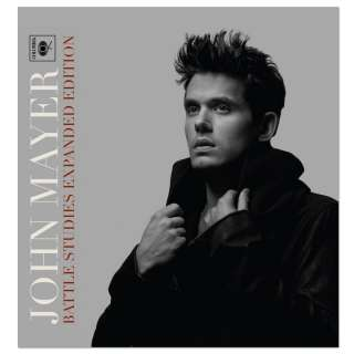 John Mayer Battle Studies Expanded Edition CD/DVD  Shop the