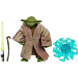 Star Wars Yoda Jedi Master Attack of the Clones Action Figure