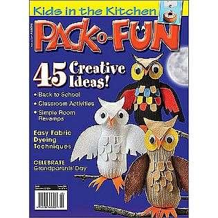 Pack O Fun Magazine  Books & Magazines Magazines Childrens