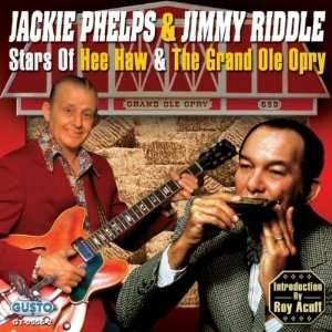 Stars of Hee Haw & The Grand Ole Opry Jackie Phelps