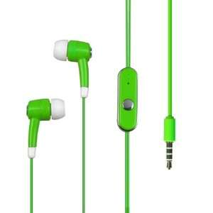 Stereo Handsfree Headset Mic Earphone Plugs for Apple iPhone 4 4S, HTC