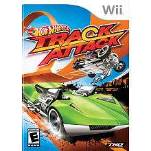 Hot Wheels Track Attack for Nintendo Wii   THQ