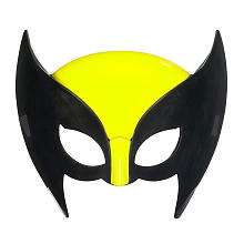 Marvel Super Hero Squad Wolverine Hero Mask   Hasbro