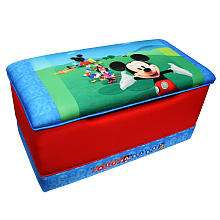 Harmony Kids Mickey Mouse Clubhouse Deluxe Toy Box   Harmony Kids