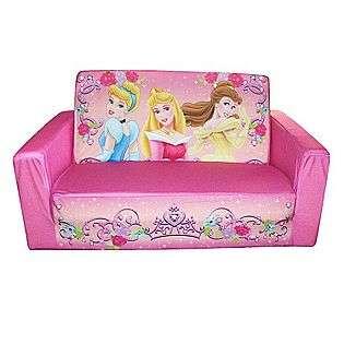 Flip Open Sofa   Disney Princess Jewel Theme  Marshmallow Toys & Games