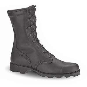 ALTAMA Footwear 4157 Mens 10 Combat Mil Spec Boots in Black Baby