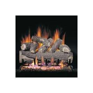 Peterson Real Fyre 30 Inch Forest Oak Vented Propane Gas Log Set W