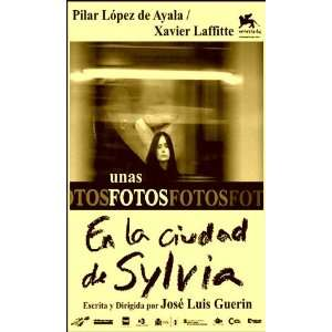 Unas fotos en la ciudad de Sylvia Poster Movie Spanish 27