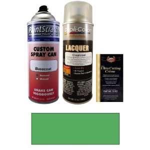 Oz. Bright Green Poly Spray Can Paint Kit for 1975 Chevrolet Corvette
