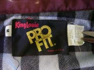 Vintage 70s Jonh Deere Jacket, King Louie Pro Fit Med