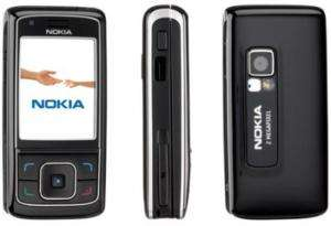 NOKIA 6288 3G MOBILE PHONE CELL PHONE UNLOCK  BK 6417182632761