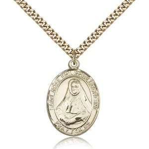 IceCarats Designer Jewelry Gift Gold Filled St. Rose Philippine