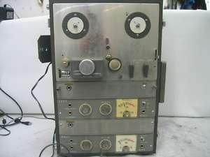 Vintage Reel To Reel Tape Recorder